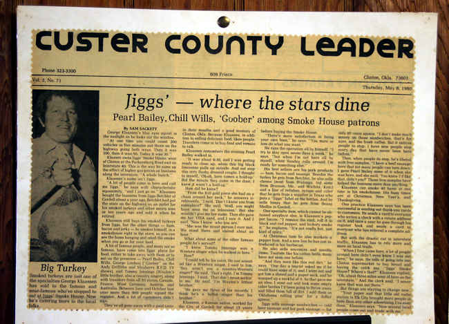 Custer County Newspaper