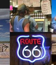 Route 66 BBQ in Oklahoma